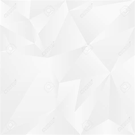 White Abstract Background Abstract White Geometric Background Vector Illustration
