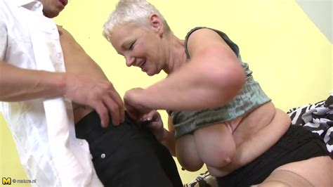 Maturenl Busty Granny Fucked Doggy Style Free Porn Sex