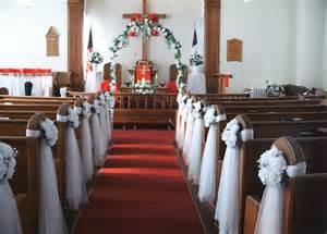 modern church wedding decoration ideas photograph interior