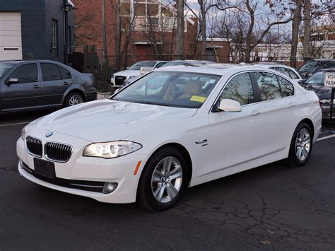 Bmw 5 Series Used by Used 2012 Bmw 5 Series At Saugus Auto Mall