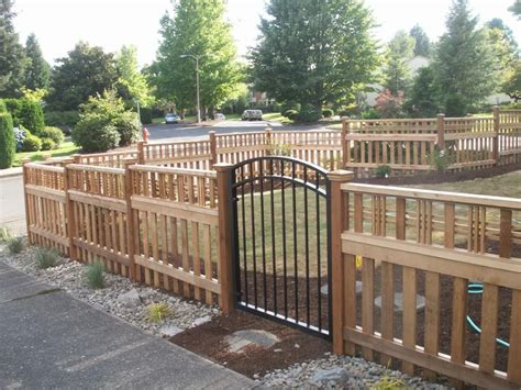 chain link fence privacy slats pacific fence and wire co wood fence installation