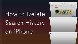 how to delete search history on iphone nektony how to delete search history on iphone nektony