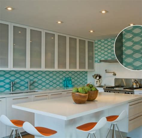 vintage kitchen tile backsplash retro tile backsplash tile design ideas