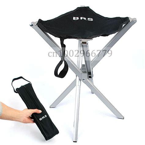 outdoor aluminum alloy ultralight portable folding stool