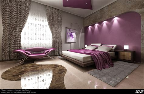 chambres à coucher design 3dvf com portfolio de tarmiz ilyes im design