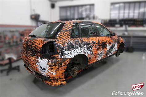 auto folieren farben komplettes auto foliert image