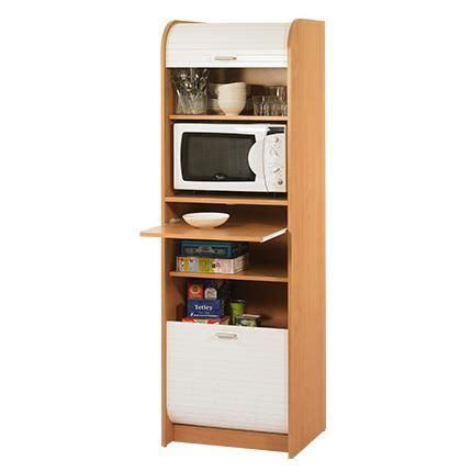 meuble a balai pour cuisine grand meuble micro onde achat vente desserte billot