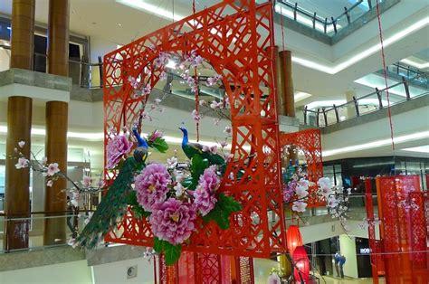 Garden Decoration Bangkok by Bangkok Malls Decoration T 236 M Với Tet Decor