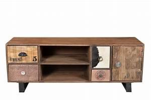 Lowboard Shabby Chic : tv bank holz vintage ~ Sanjose-hotels-ca.com Haus und Dekorationen
