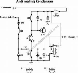 Anti Maling Motor  2   Untuk Sepeda
