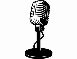 Microphone 1 Audio Sound Recording Record Voice Mic Music