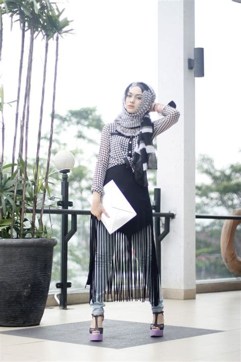 Best Everyday College Hijabi Style Images Pinterest