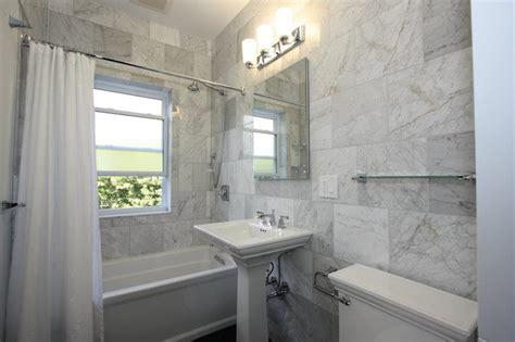 grey marble bathroom gray subway tile contemporary bathroom urrutia design