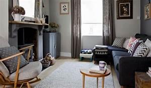 Wohnzimmer Gestalten Ideen Bilder W Nde Im Wohnzimmer