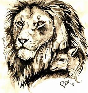 1000+ images about The Lion and the Lamb on Pinterest ...
