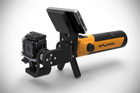gyromatic gox gopro gimbal stabilizer  images gopro diy gopro gopro accessories
