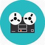 Recording Icon Tape Icons Player Audio Studio
