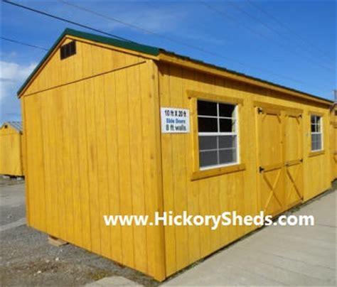 old hickory sheds utility shed idaho