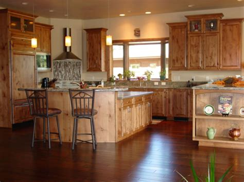 Unfinished Furniture Kitchen Island - furniture rustic holic accent kitchen with knotty wood cabinet stylishoms com country style