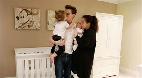 Tom Fletcher and Giovanna share heartwarming day-by-day ...