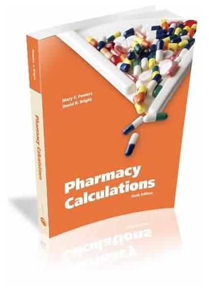 Pharmacy Calculations 6e Morton Publishing