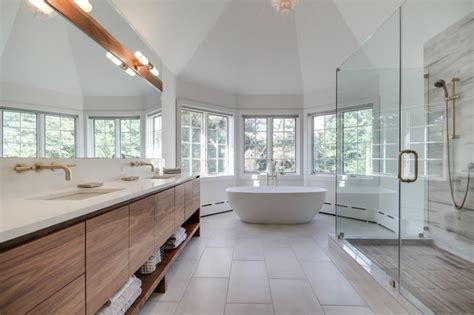 spa style master bath contemporary bathroom