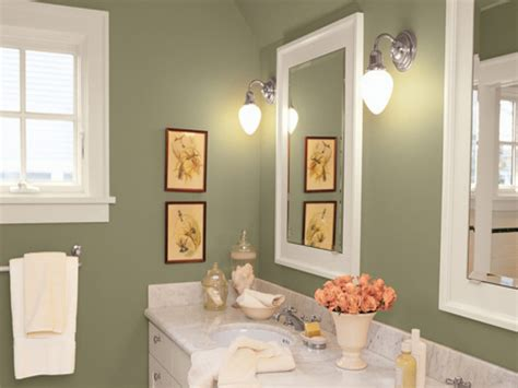 Colors For Small Bathroom Walls by Framed Bathroom Mirror Ideas Best Colors For Small