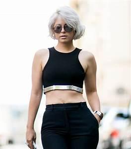 Cheveux Carré Court : carr court d color carr court les mod les qui ~ Melissatoandfro.com Idées de Décoration