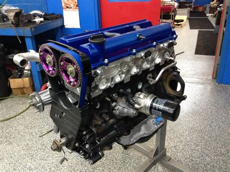 2JZGTE built engine