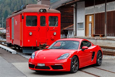 red porsche 2016 wallpapers porsche 2016 718 cayman s worldwide red cars