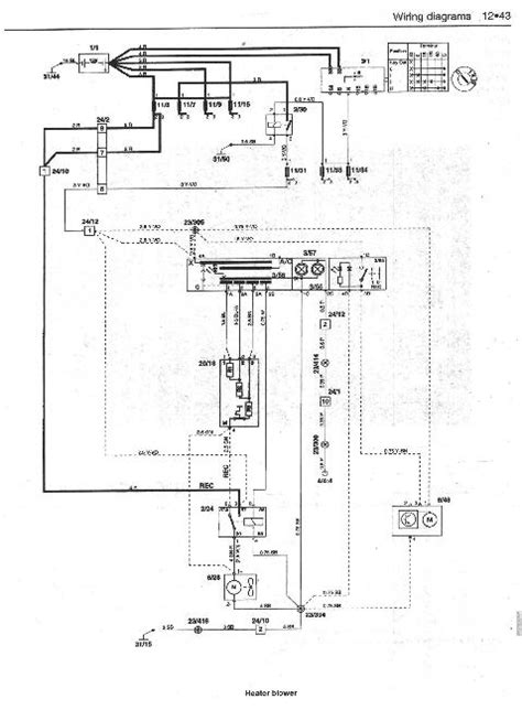 1996 volvo 850 wiring diagrams pdf projectfilecloud