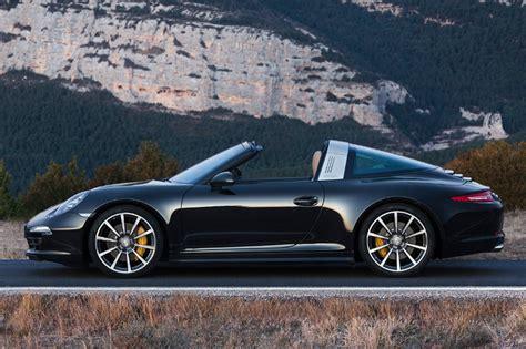 Porsche On Top Of Porsche by Porsche Takes Top 2015 911 Targa 4 And 4s Porsche