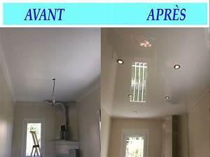 Installer Spot Plafond Existant : votre sp cialiste en plafond tendu ~ Dailycaller-alerts.com Idées de Décoration