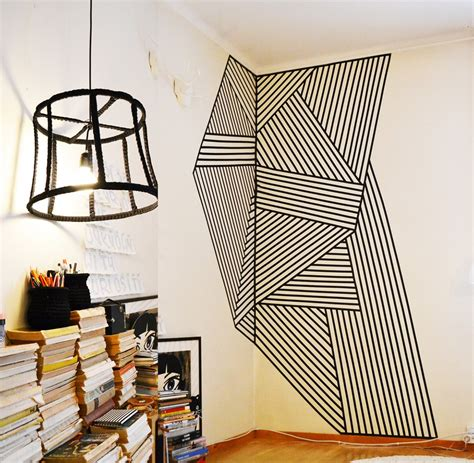 wall design ideas washi ideas to boost your creativity in decoration