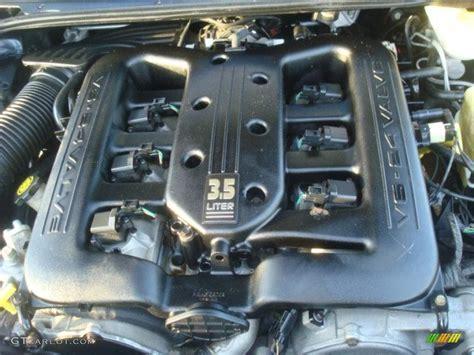 2002 Dodge Intrepid Es 3.5 Liter Sohc 24-valve V6 Engine