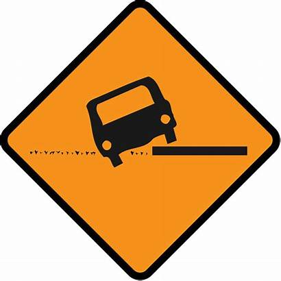 Uneven Road Surface Sign Diamond Svg Signs