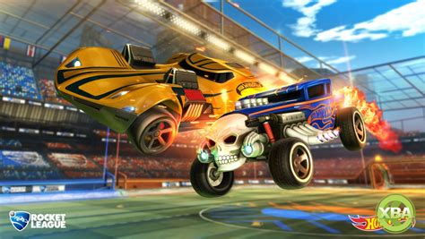 'rocket League' Hot Wheels Dlc Brings New Vehicles, Decals