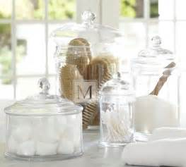 pb classic glass canisters traditional kitchen canisters and jars by pottery barn