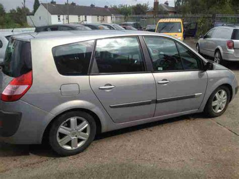 Renault 2004 54 Grand Scenic Dynamique 1.9 Dci 1 Owner