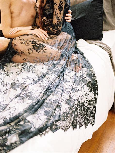 fine art couples boudoir film photography