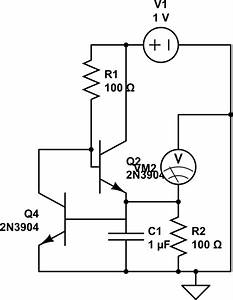 transistors why doesn39t this oscillator circuit work With how circuit work
