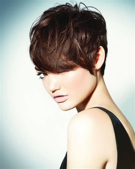 Pixie Hairstyle Images by Beautiful Pixie Haircut Compilation For 2018