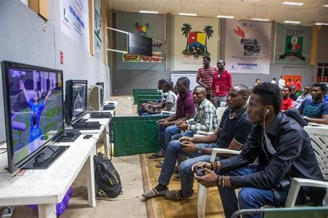 business  gaming  africa technology
