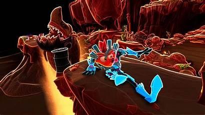 Crash Bandicoot Dingodile Its Verted Mode Stevivor