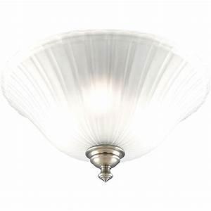 Top flush mount ceiling light glass replacement ideas