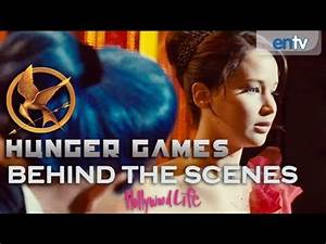 THE HUNGER GAMES BEHIND THE SCENES: Jennifer Lawrence Hair ...