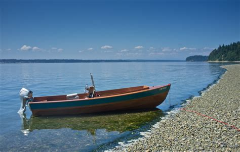 Skiff Kayak Launch by Pt Skiff