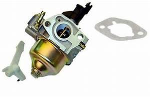 Honda Gx160 5 5 Hp Carburetor  U0026 Gasket For Chinese Engine