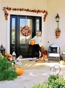 Easy, Fall, Front, Porch, Decor, Ideas