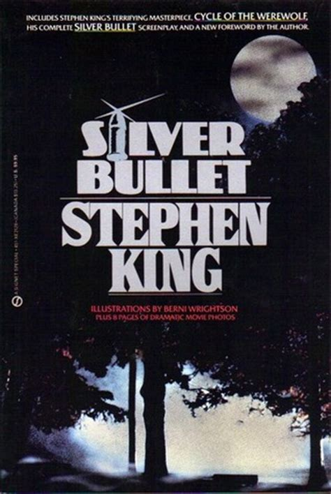 silver bullet  stephen king reviews discussion